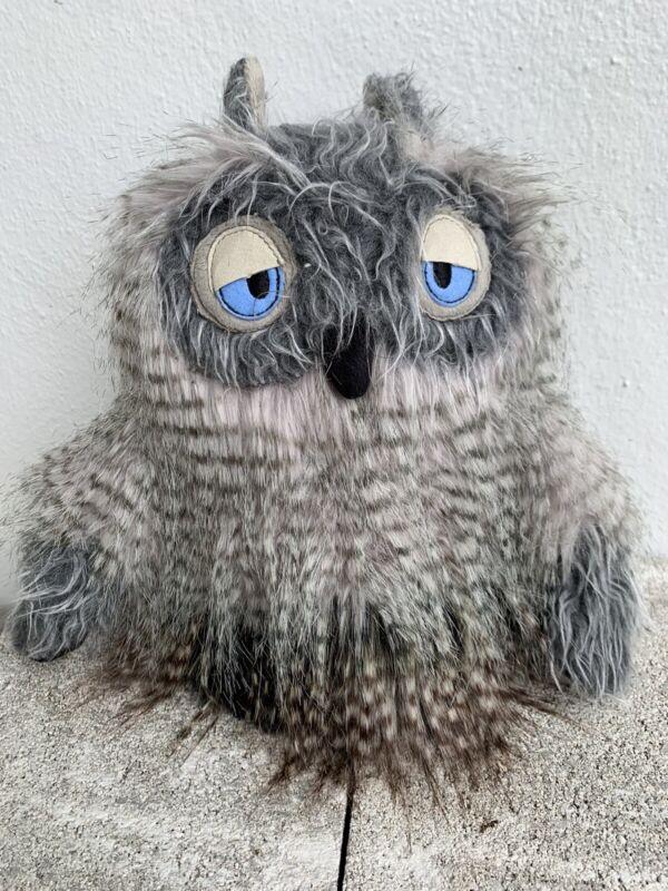 Sigikid Doc Nightmare Owl Plush