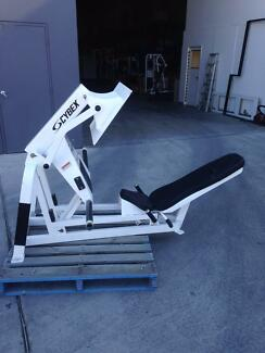Cybex Commercial Gym Equipment and Treadmill