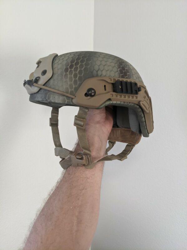 SDS ACH Large Army Advanced Combat Helmet MICH 2000 TC2000 High Cut Helmet
