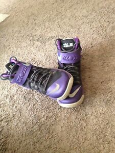 Purple Nike lebrons size 11 need gone ASAP!!!!!