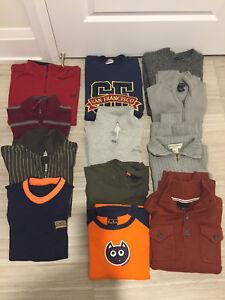 Lot sale 33 pieces Men's Boys designer clothing size S M