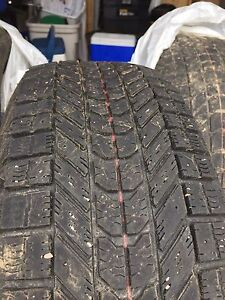 4 Firestone Winterforce 215/55 R 17