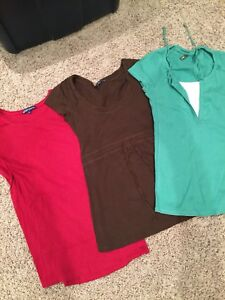 Thyme maternity tops