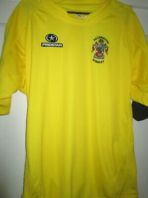 2008-2009 Accrington Stanley Away Football Shirt Size Adult mediu /15011 image