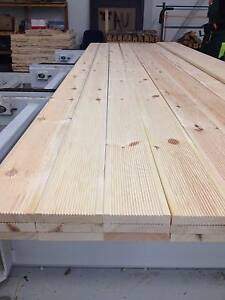 Timber Decking only $25m2 and free delivery!! 120x21x3600mm. Beaconsfield Fremantle Area Preview