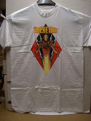 Vintage T-Shirt: Rocketeer (Dave Stevens) (M) (USA, 1988), gebraucht gebraucht kaufen  Deutschland
