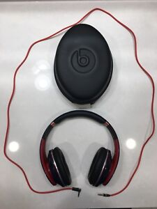Boston Red Sox Noise Cancelling Beats by Dre Studio Headphones