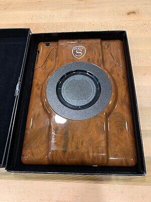 Strut Launchport Charge Case Walnut Save Huge! IPad 3rd Gen & IPad 2 3rd Gen Headsets