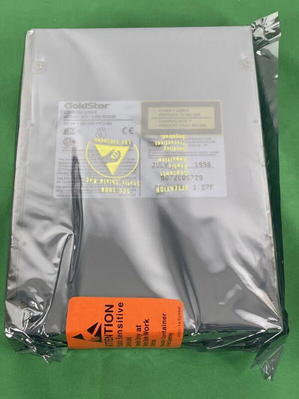 NOS, GOLDSTAR CRD-8320B CD-ROM Drive IDE CD Drive, HP D4384-60051, 32X