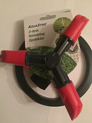 3 Arm Revolving Sprinkler -  3 Arm Revolving Sprinkler