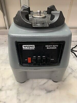 Waring Cb15 Commercial Blender Works. No Issues In Function.