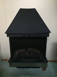 Electric Fireplace $70