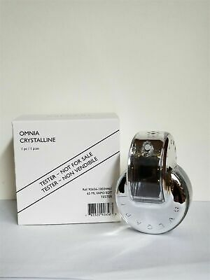 OMNIA CRYSTALLINE by Bvlgari 2.2 oz Spray edt Perfume Women (Bulgari Woman)