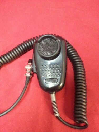 RANGER SRA-198 NOISE CANCELING CB RADIO MICROPHONE COBRA,UNIDEN,GALAXY,CONNEX