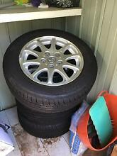 "Holden Commodore 16"" alloy wheels with new tyres Holt Belconnen Area Preview"