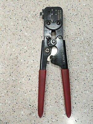 Molex W-htr-1719c Hand Crimping Tool Whtr1719c Us Seller