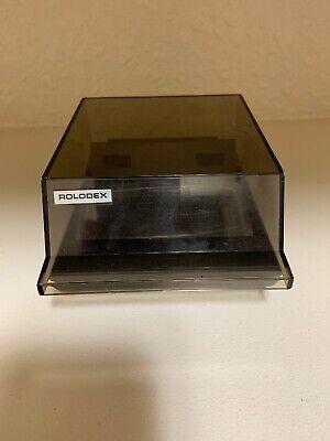 Vintage Rolodex S300C Small Covered Card File, usado comprar usado  Enviando para Brazil