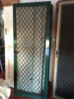 Screen door Denham Court Campbelltown Area Preview