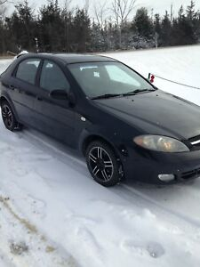 2007 Chevy optra 144,000km!! Certified!!