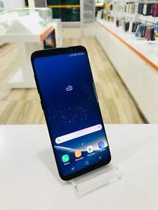 Samsung Galaxy S8 BLACK 64GB Great condition w/ Warranty