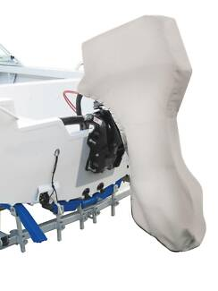 FULL OUTBOARD STORAGE COVERS- ASST SIZES -FROM $ 39.00