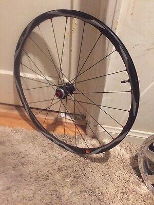 """26/"""" Mountain Bike Rear Wheel DT 533d 9//10 Speed Shimano M6000 CenterLock Disc"""