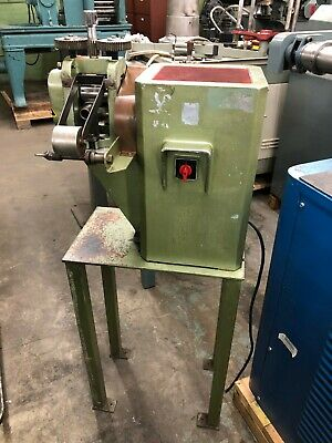 Buhler Germany 2-hi Precision Power Wire Rolling Mill With Take Up Pay Off