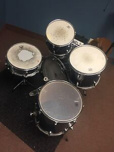 Used TRAK drum kit shells for SALE