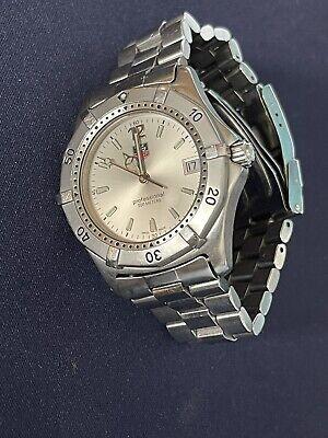 Mens Tag Heuer 2000 Series watch (WK1112-0)