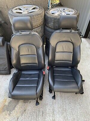 Audi A3 Sline Leather Seats Full Set Front And Back 2008