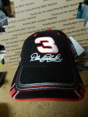 DALE  EARNHARDT SR #3 RCR NASCAR HAT CAP ADJUSTABLE BACK NEW - Dale Earnhardt Sr Jacket