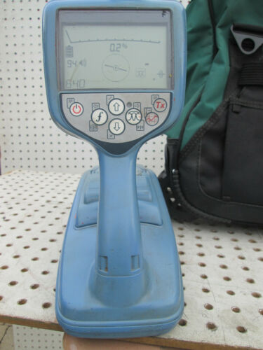 SPX Radiodetection RD8100 PDL Cable & Pipe Locator RD 8100 Good Working Shape
