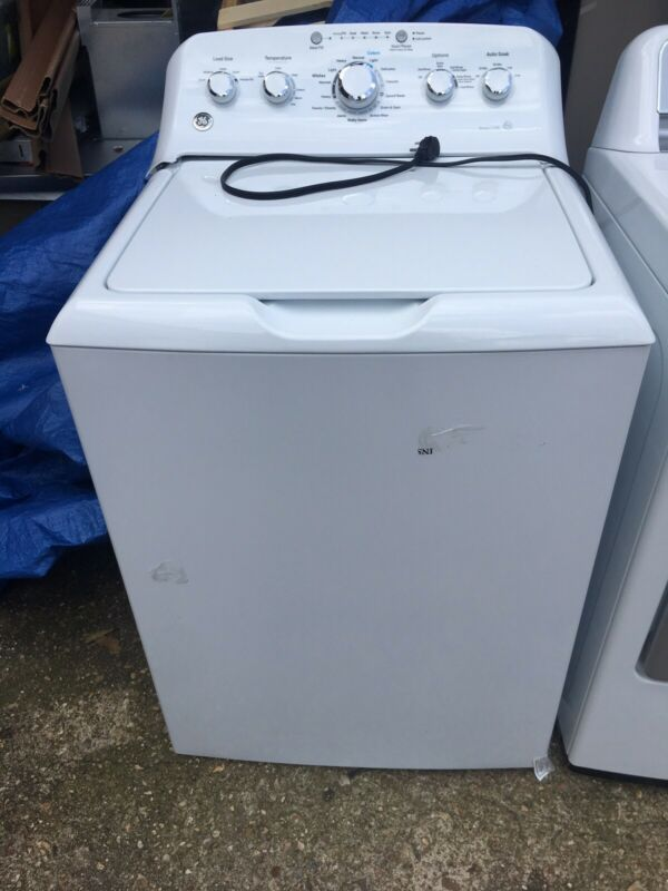 GE 4.2 Cu. Ft. 14-Cycle Top-Loading Washer White GTW460ASJWW