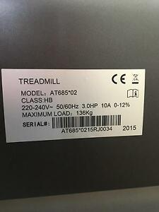 Aventi Treadmill AT685 Adamstown Newcastle Area Preview