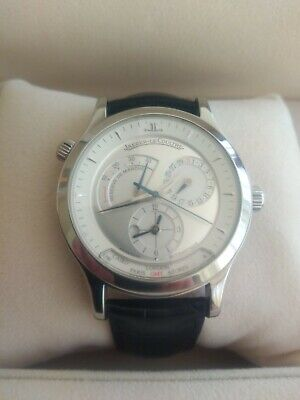 Jaeger-LeCoultre Master Geographic Ref. 142.8.92