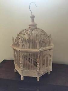 SHABBY CHIC WOODEN BIRDCAGE Kingsford Eastern Suburbs Preview