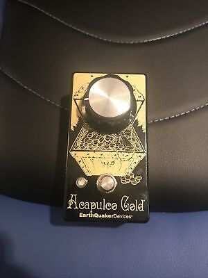Earthquaker Devices Acapulco Gold V2 Effects Pedal