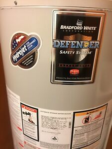 Propane Hot Water Tank (great condition, little use)