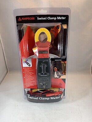Swivel Clamp Meter Acd 215 Amprobe