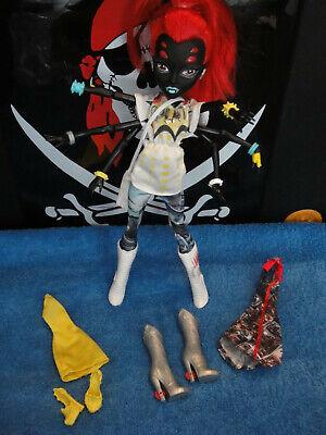 Mattel Monster High Wydowna Spider Spinne I love Fashion Ich liebe Mode 7/19 (Spider Monster High)