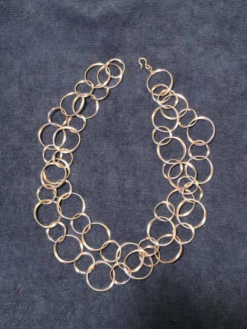 49030514c6a40 Hand-Crafted Silver Necklace | Women's Jewellery | Gumtree ...