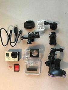 GoPro Hero3+ and accessories Edge Hill Cairns City Preview