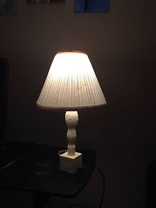 Table lamp in mint condition