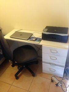 Desk and chair Beldon Joondalup Area Preview