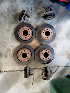 BMW e34/32 540/740 brake package complete