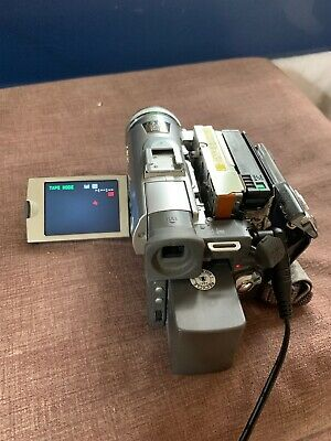 Canon Optura 30A Digital Camcorder MiniDV 12x Optical Zoom 2.0 Mega Pixels Works