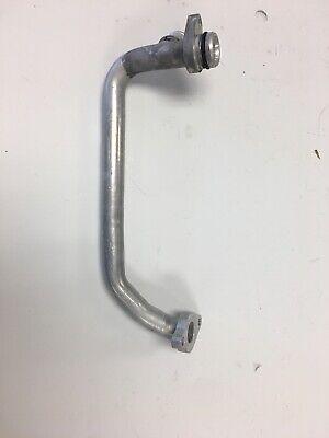 AUDI OEM 2018 S4 3.0L-V6 Cooling-Water Pipe 06M121071E / 06M121071J