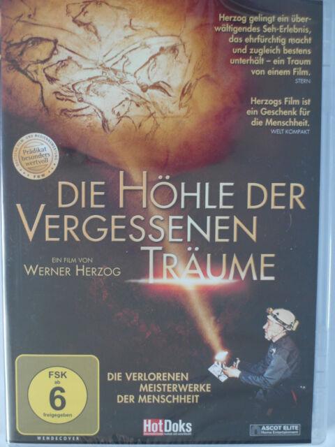 Die Höhle der vergessenen Träume - Werner Herzog, Chauvet Höhle in Frankreich