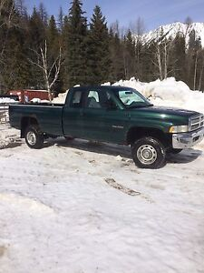 1999 dodge 2500 cummins manual