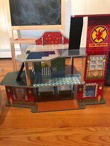 Kid Kraft Fire Station